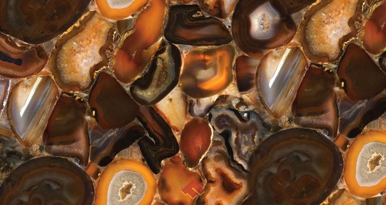 8310 Brown Agate