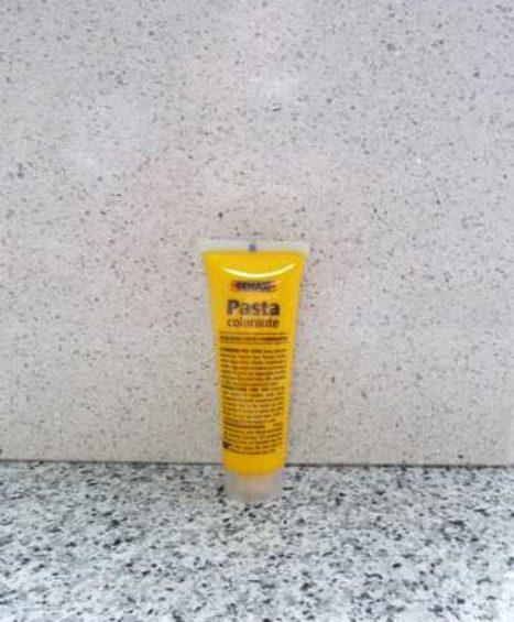 Барвник TENAX PASTA Colorante жовтий