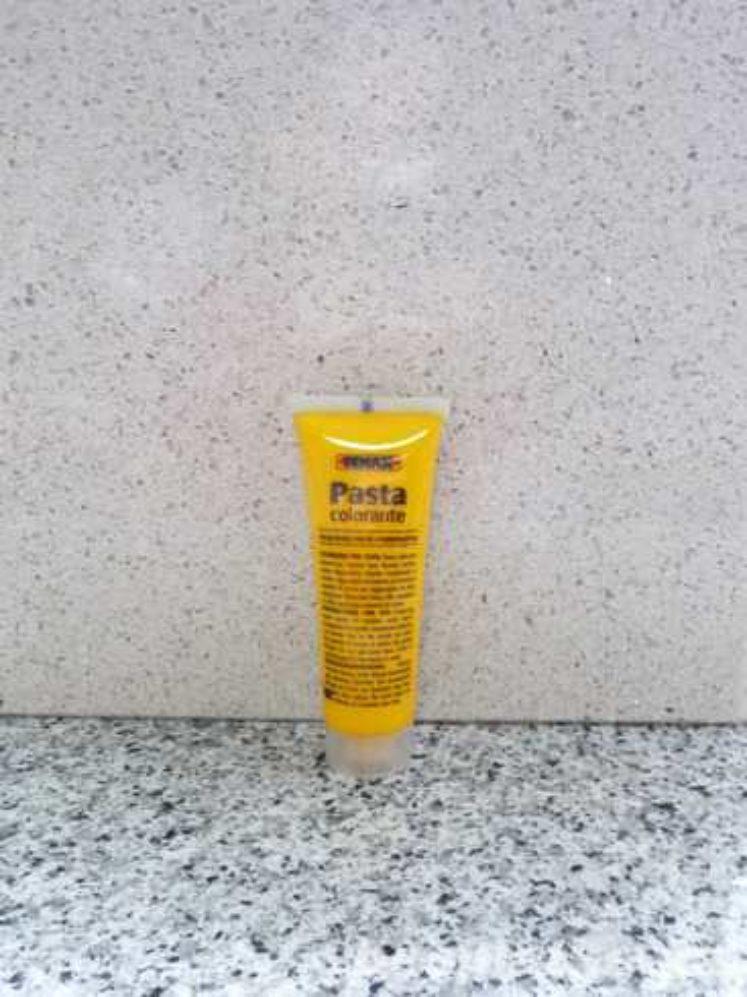 Краситель TENAX PASTA Colorante желтый