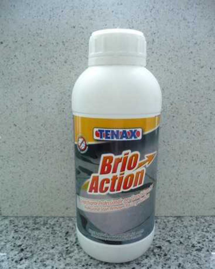 BRIOACTION 2 прозорий 1 л.