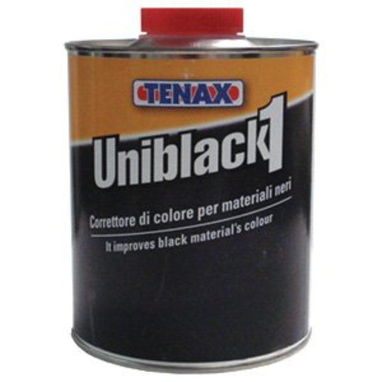 UNIBLACK 1 чорний 250 мл.