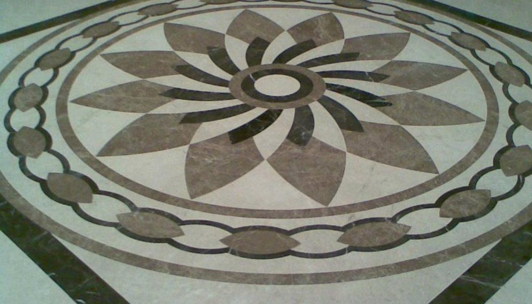 Мармурова підлога