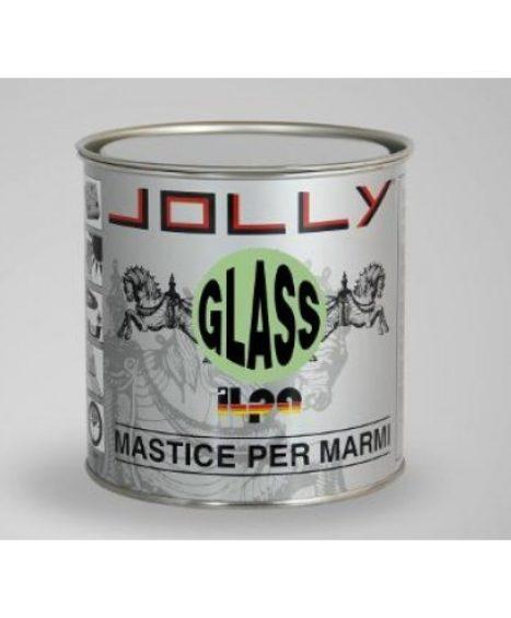 GLASS прозрачный жидкий 1 л.