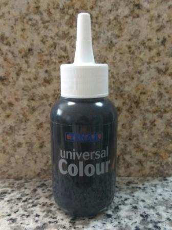 Краситель TENAX COLOUR Universal черный