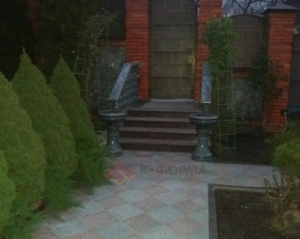 Проект частного дома 2014-16