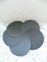 Шлифовальные круги (диски) диам. 125 мм.
