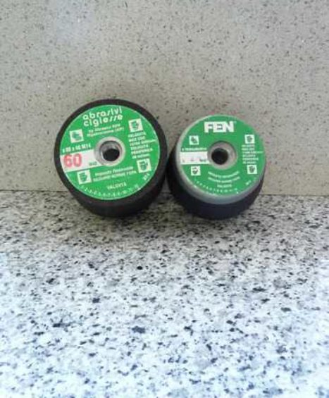 Корундові шліфувальні круги 110 мм