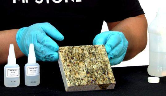 Реставрация, ремонт мрамора
