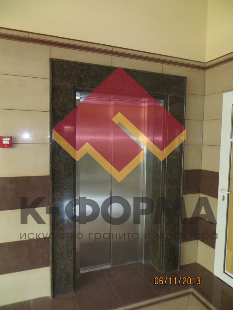 Портал, лифт