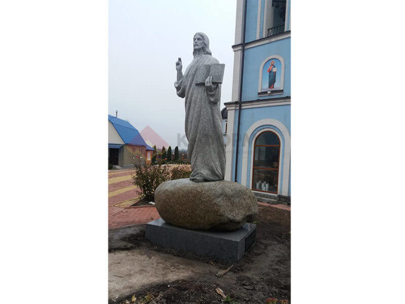 Статуя Ісуса Христа, 2016
