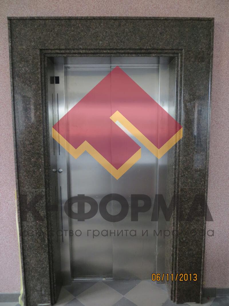 Портал, ліфт