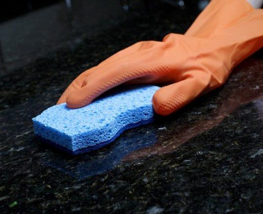 Реставрация, полировка гранита