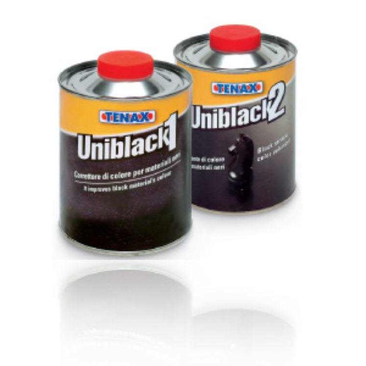 UNIBLACK 1 черный 1 л.