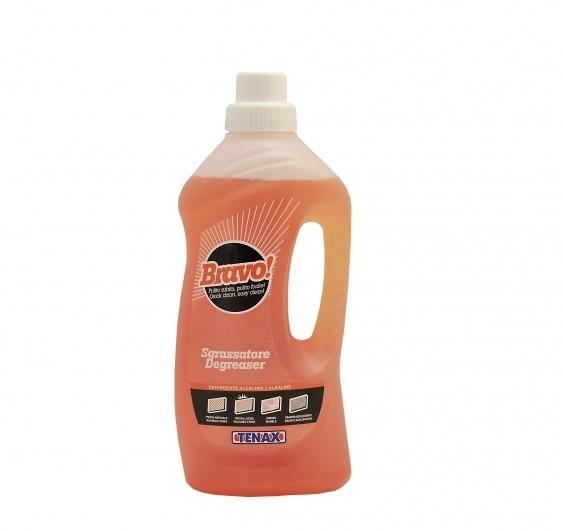 Очиститель Bravo Sgrassatore (щелочной) (1л)