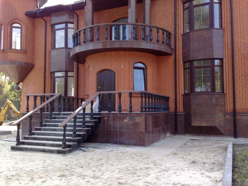 Проект частного дома, 2008